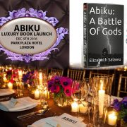 Sponsors for Book Launch event